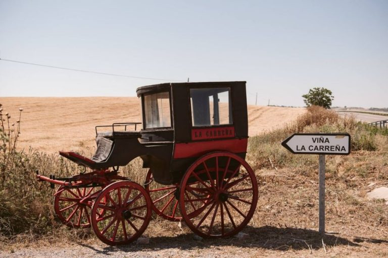 La Carreña Jerez carruaje entrada